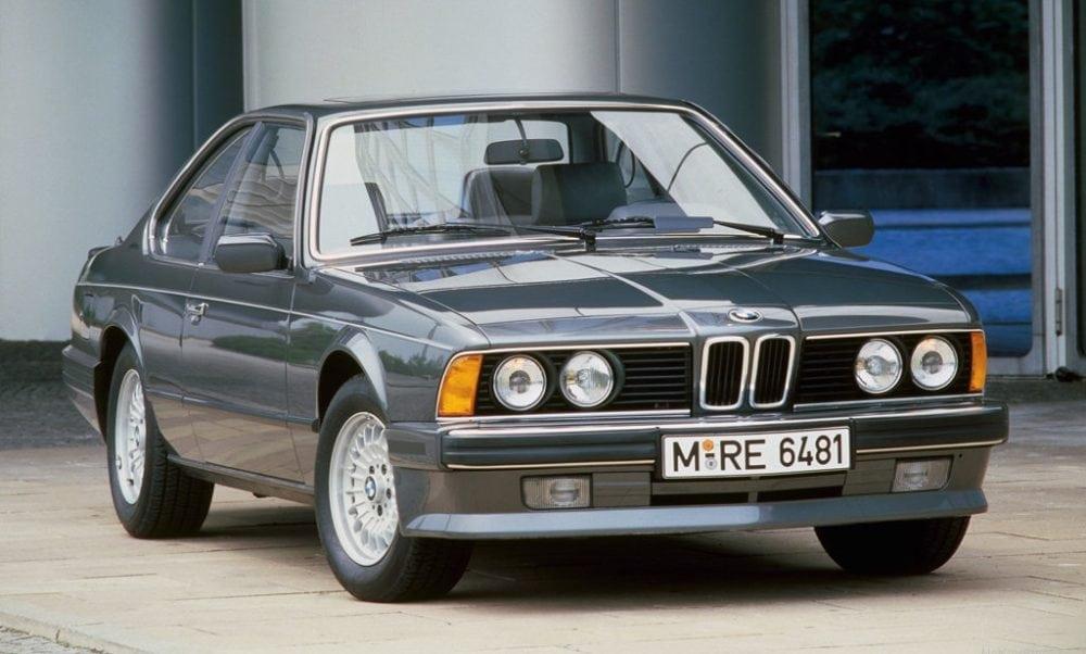 BMW E24 Вечная Классика
