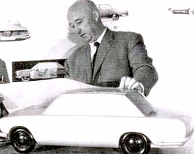 Вильгельм Хоффмайстер, величайший дизайнер BMW, один из самых великих дизайнеров мира.