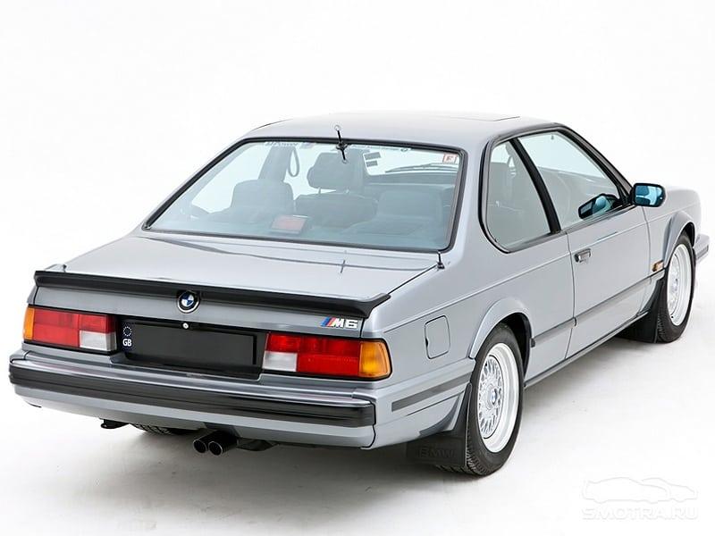 BMW М635CSi