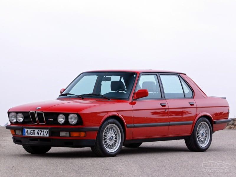 BMW М5 в кузове e28