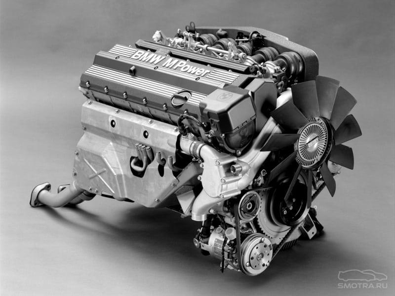 Отдельной похвалы заслуживал двигатель S38B36, представлявший собой дальнейшее развитие М88/3.