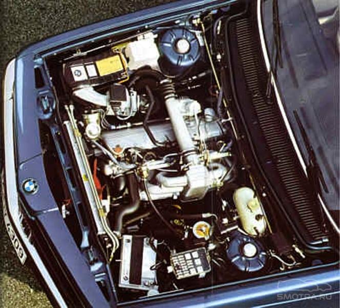 Ещё долгих 10 лет счастливого производства после последнего обновления уготовила судьба мотору М30. Начиная с 1987 года, он производился всего в двух вариациях – 188-сильном М30В30 и М30В34, внутри которого скрывались 211 отборных немецких пони.