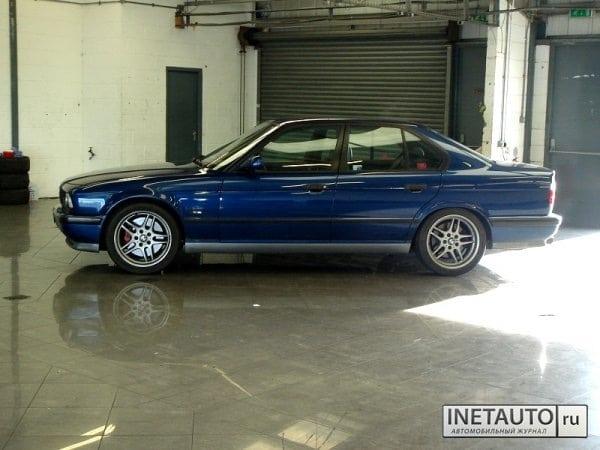 BMW E34 M5 «Cecotto Edition» - один из редчайших выпусков