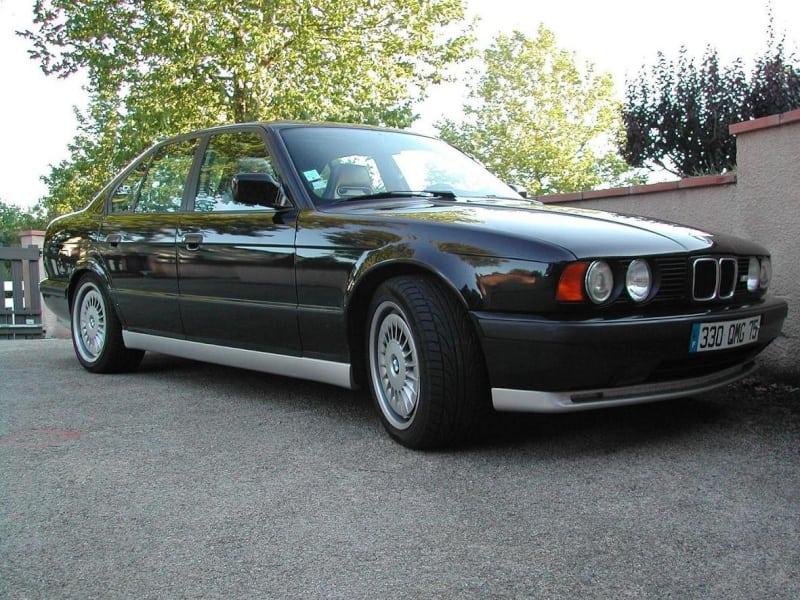 BMW M5 E34 Winkelhock Edition