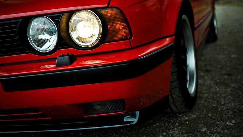 Лимитированное издание M5 в честь 20-летия BMW Motorsport - M5 «20 Jahre Rock Edition»