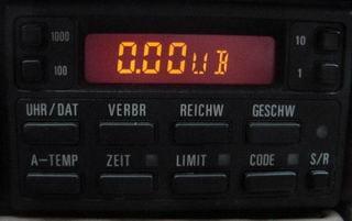 Бортовой компьютер на E32 версии OBC III