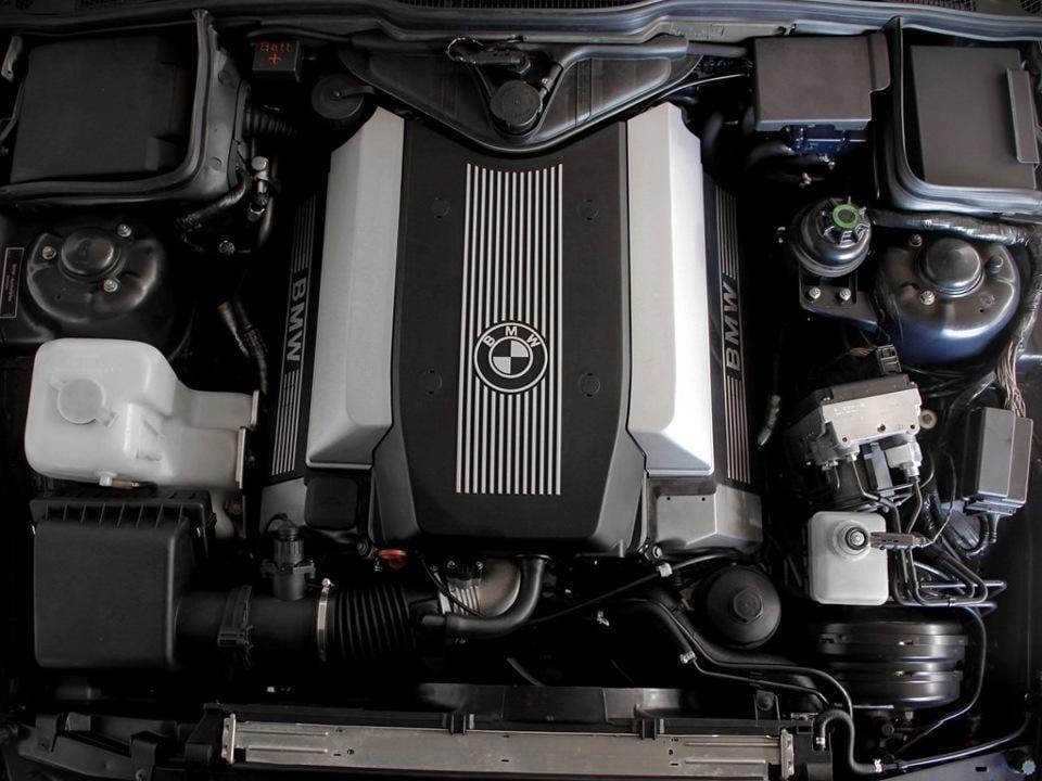 Двигатель M60B40, которым оснащались BMW E34 540i