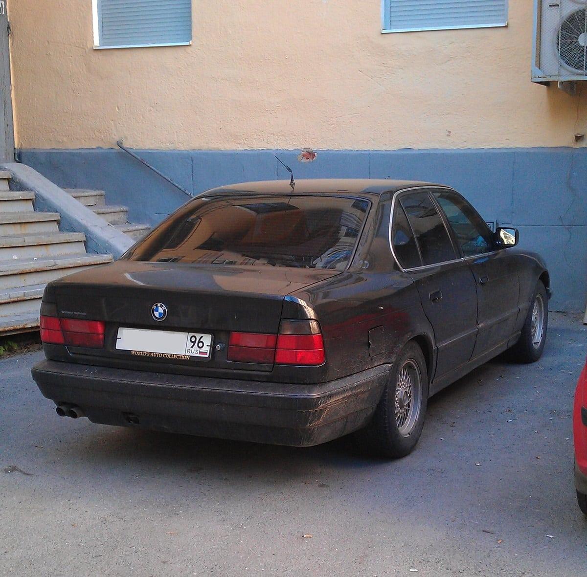 Машинка в первые дни после покупки