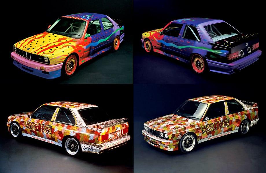 Такая значимая для BMW машина, естественно, не могла не оказаться в знаменитой коллекции BMW Art Cars.