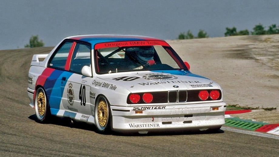 В 1987 году новоиспечённые гоночные «Эмки» буквально шокировали соперников. И даже несмотря на дисквалификацию в первом этапе WTCC, M3 победила и в этом чемпионате. Тогда Роберто Равалья выиграл с мизерным отрывом в одно очко!