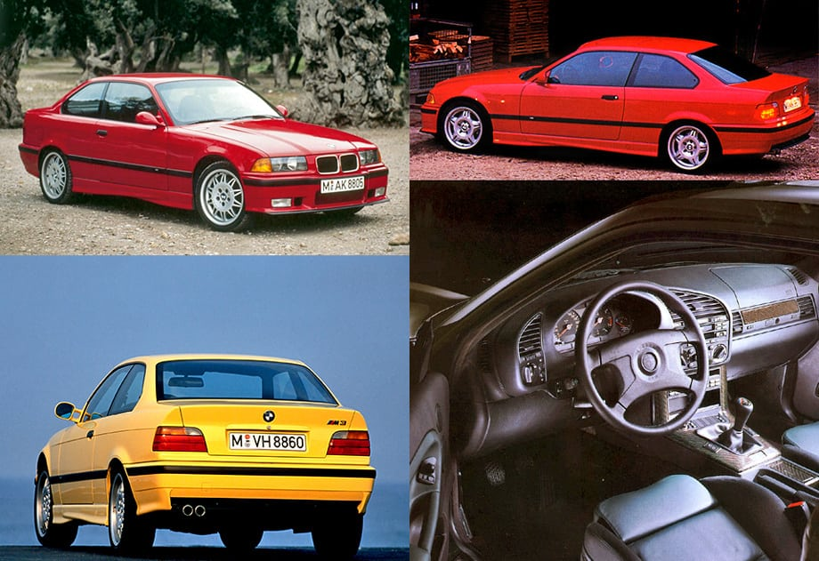 Второе поколение «Эмки» представили в 1992 году. Именно тогда началась шестицилиндровая эра в летописи M3. А интерьер был уже куда шикарнее, нежели у E30.