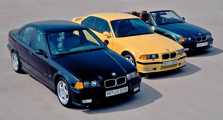 BMW M3 E36 тоже вызывала восхищение. В США Automobile Magazine назвал её автомобилем года, немецкий Sport Auto повторил определение заокеанских коллег. А дальше всего зашли французы — Auto Plus и вовсе присвоила ей титул Car Of The Century.