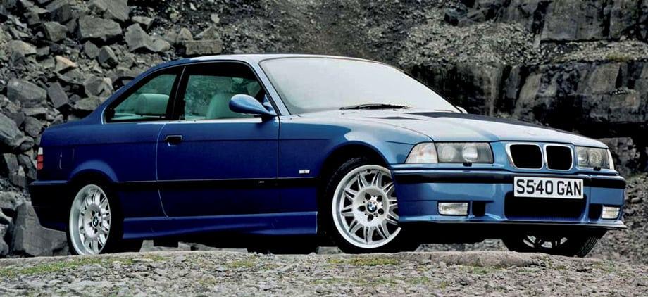 Рестайлинг коснулся BMW M3 спустя пять лет с начала производства (в 1997 году) — «ноздри» слегка округлились, а поворотники стали белыми. Мотор, естественно, был уже 3,2-литровый, а по заказу предлагалась роботизированная коробка SMG.