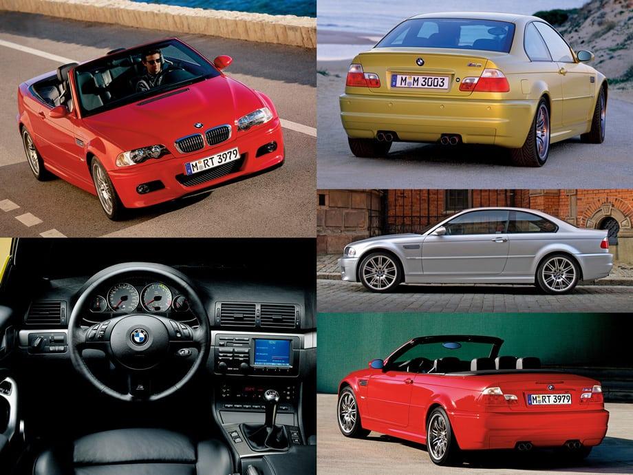 В третьем поколении BMW M3 вновь лишилась седана и была доступна только в виде купе или кабриолета. На щитке приборов привлекал внимание тахометр, на котором специальные секторы гасли по мере прогрева мотора, указывая, выше каких оборотов нежелательно крутить холодный двигатель.