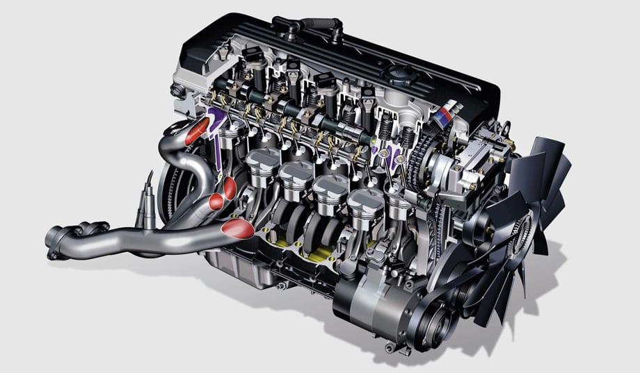 Невероятный S54 устанавливали на M3 третьего поколения. Именно он в 2001-м выиграл в престижном конкурсе International Engine Of The Year. А последующие годы — вплоть до 2006-го — был лучшим в своей категории.