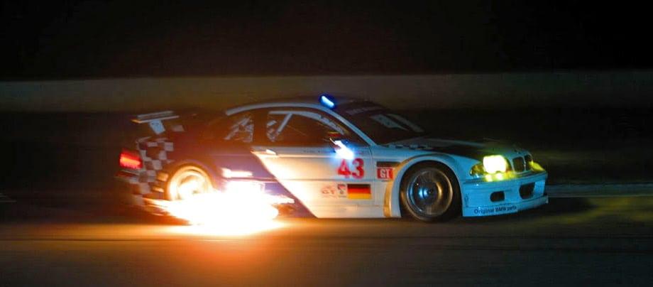 Гоночные BMW M3 GTR покорили чемпионат ALMS и с тех пор являются излюбленным орудием пилотов в различных гонках на выносливость вроде «24 часов Нюрбургринга».