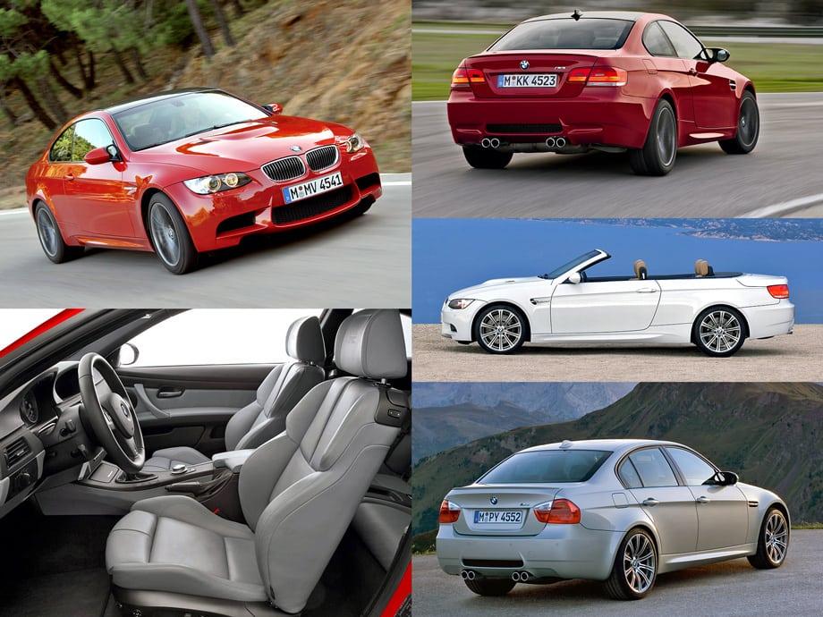 А это — четвёртое поколение. Сможет ли первая серийная BMW M3 с мотором V8 оставить столь же достойный след, как её предшественницы, покажет время.