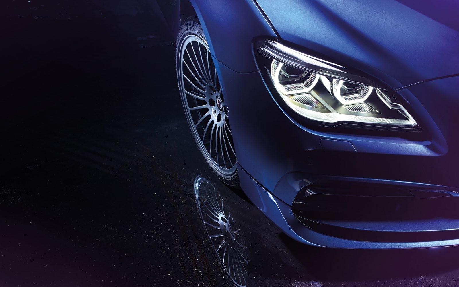 Обои BMW Alpina B6 Biturbo Edition 50