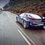 BMW i8 фото, обзор, технические характеристики
