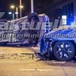 Прототип новой BMW 7 серии попал в аварию