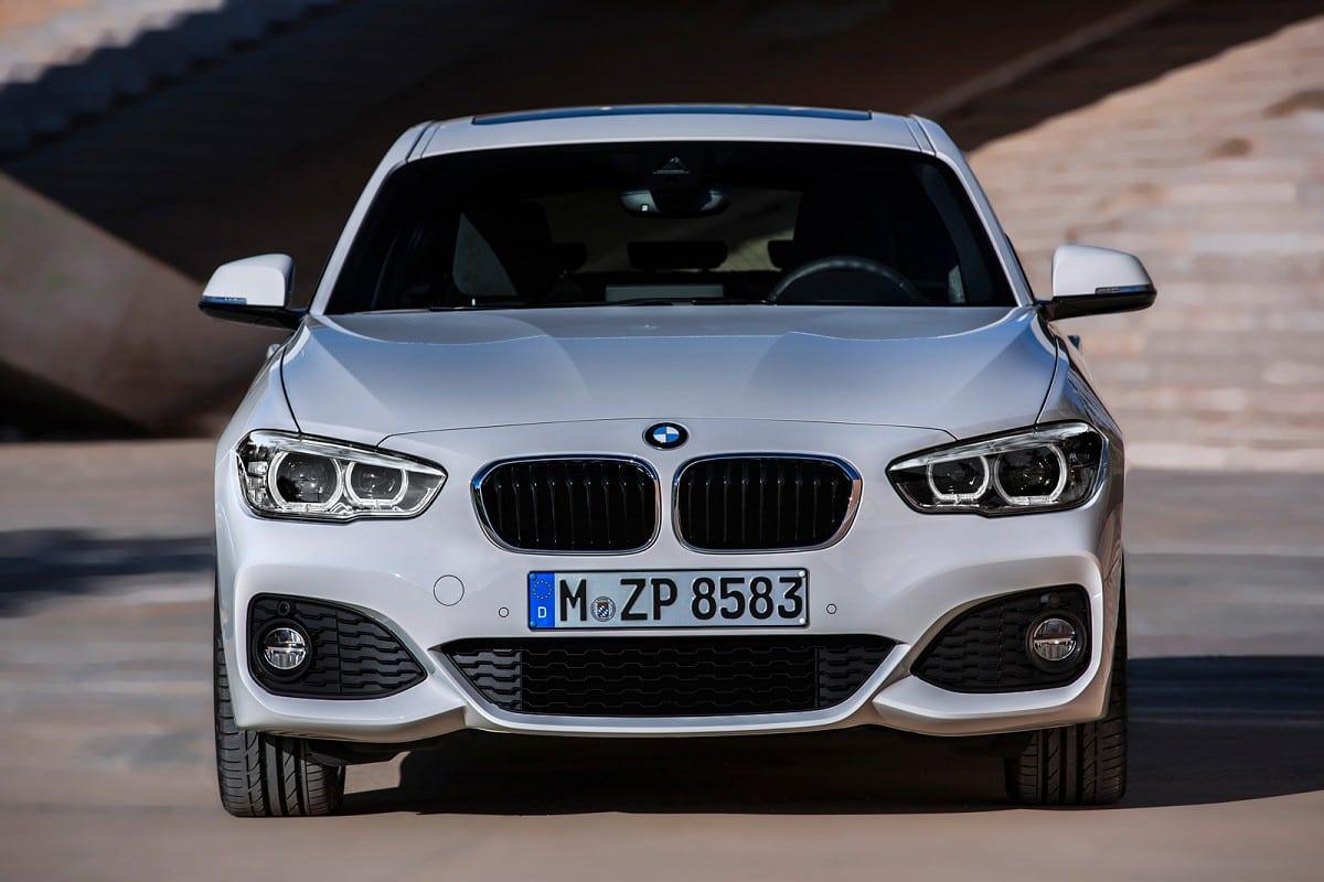 Рестайлинг BMW 1 серии F20