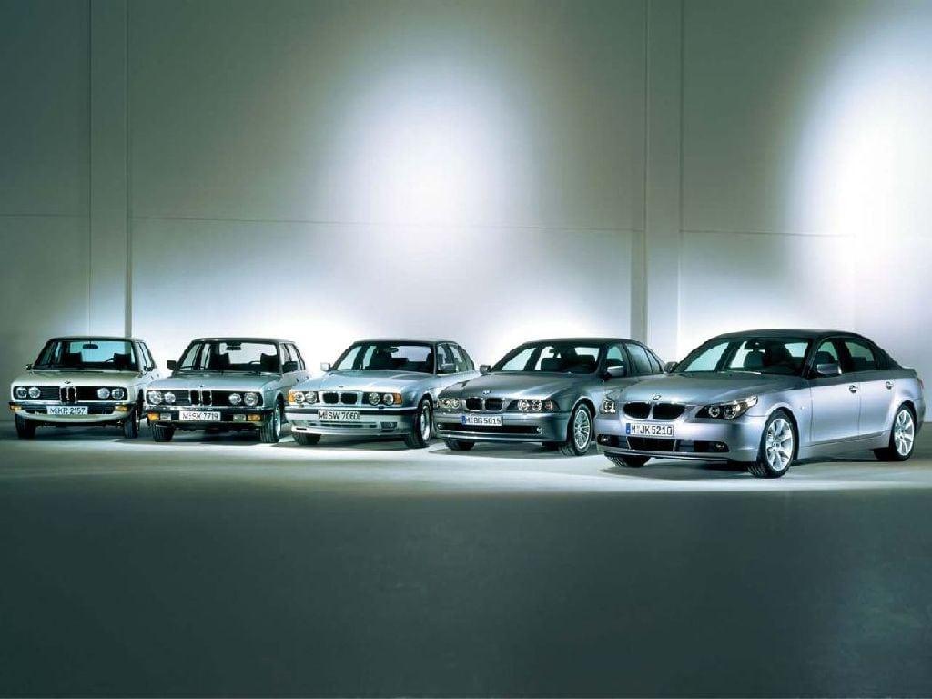 Поколения BMW 5 серии