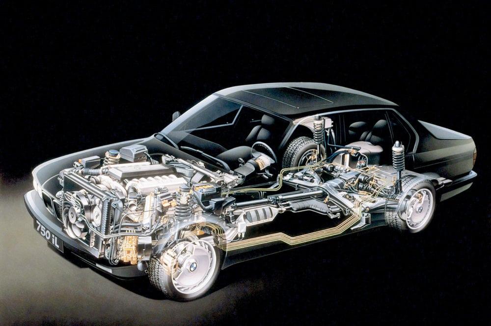 Руководства по ремонту и эксплуатации BMW E32