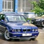 """Ее номер: GD64379 Avusblau met. 1994-06-01. Хочу добавить, что автомобиль всегда имел """"правильных"""" владельцев и поэтому всегда находился в отличном состоянии."""