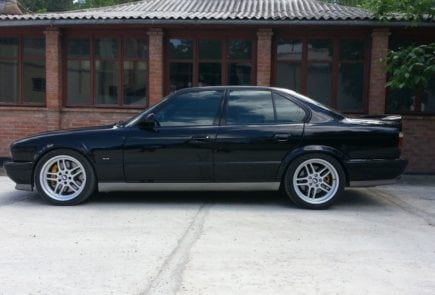 BMW M5 E34 Final Evolution