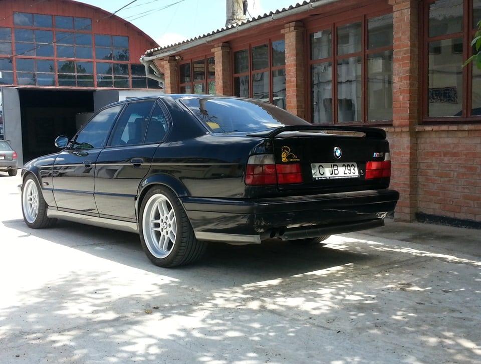 BMW M5 E34 Final Evolution