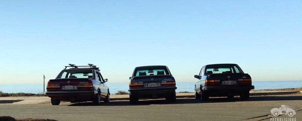 BMW E28 - идеальный семейный автомобиль