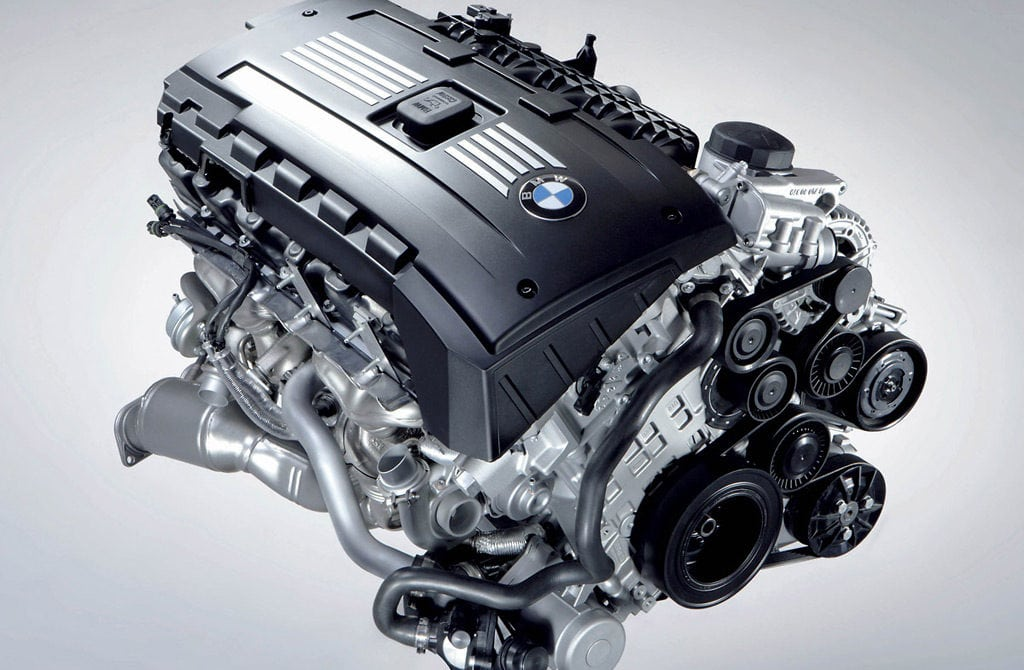 Двигатель bmw n55 3.0 литра