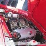 Мотор M10 под капотом BMW 1600 GT Glas