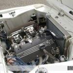 Двигатель M10 под капотом BMW 1602 Sedan E114