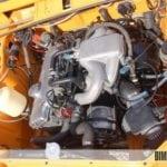 Двигатель M10 под капотом BMW 1802 E114