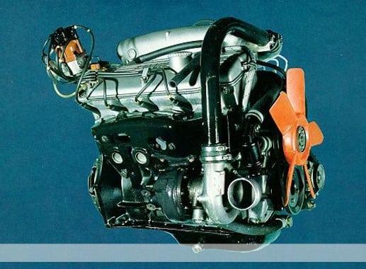 Двигатель M10 для BMW 2002 Turbo E20