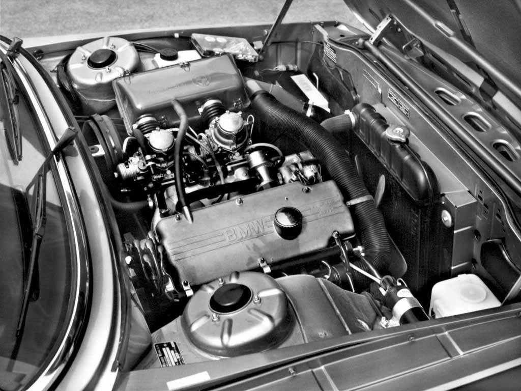 Двигатель BMW 520 E12