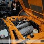 Двигатель M10 под капотом BMW 2000 tii Touring E6