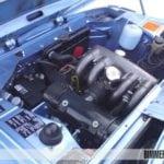Двигатель М10 под капотом BMW 2002 tii E10