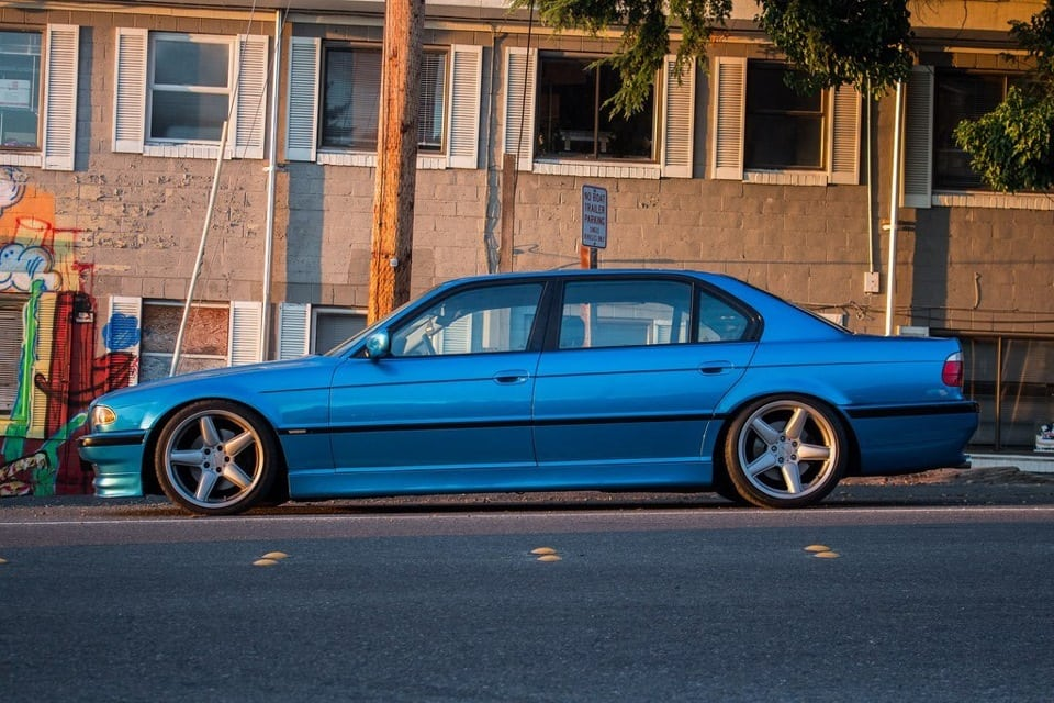 Как выбрать BMW E38