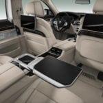 Новый BMW 7 серии 2016 в кузове G11/G12: фото дизайна интерьера