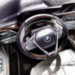 Дизайн нового BMW 7 серии 2016 G11/G12