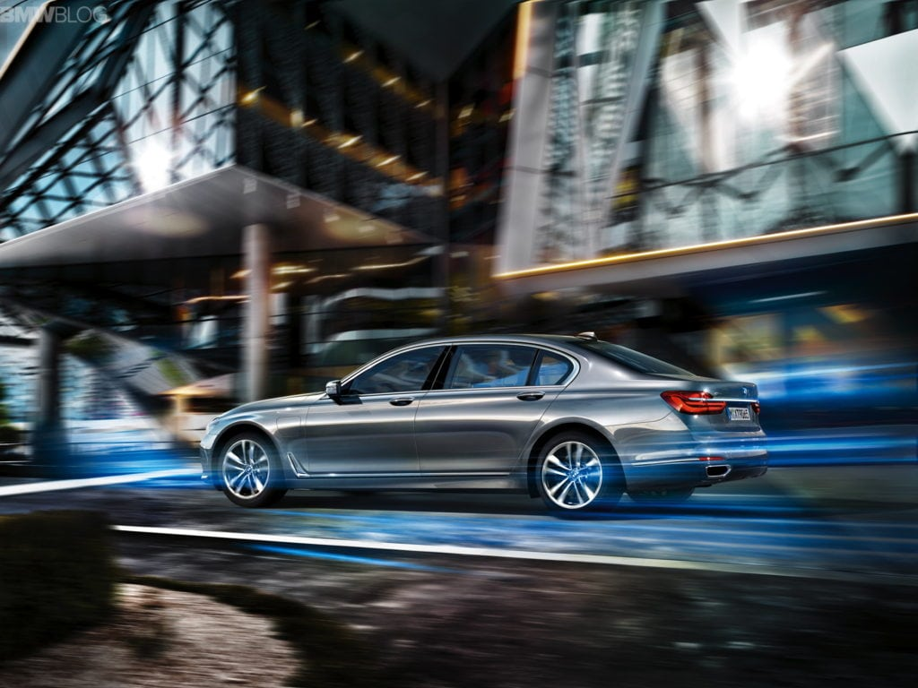 Обои BMW 7 series G11/G12 2016 1900x1200