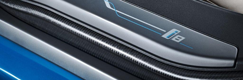 Пороги BMW i8