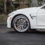 BMW F80 M3 в цвете Alpine White