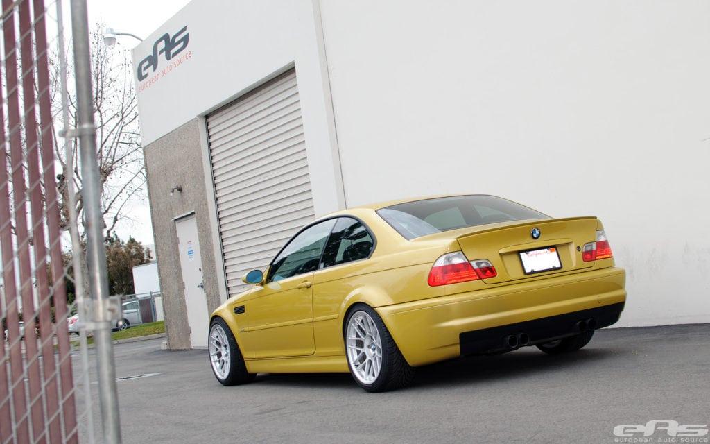 BMW E46 M3 By EAS в цвете Phoenix Yellow-01