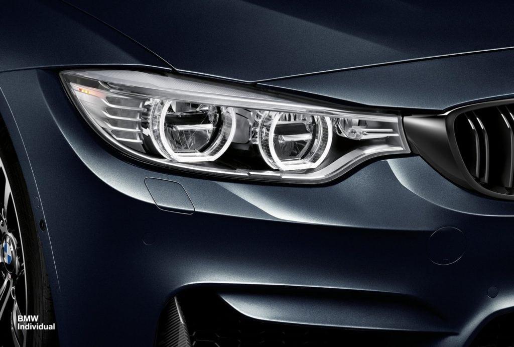 """BMW Individual празднует свой 25-летний юбилей выпуском специального купе """"BMW M4 Individual Anniversary 25 Years"""""""