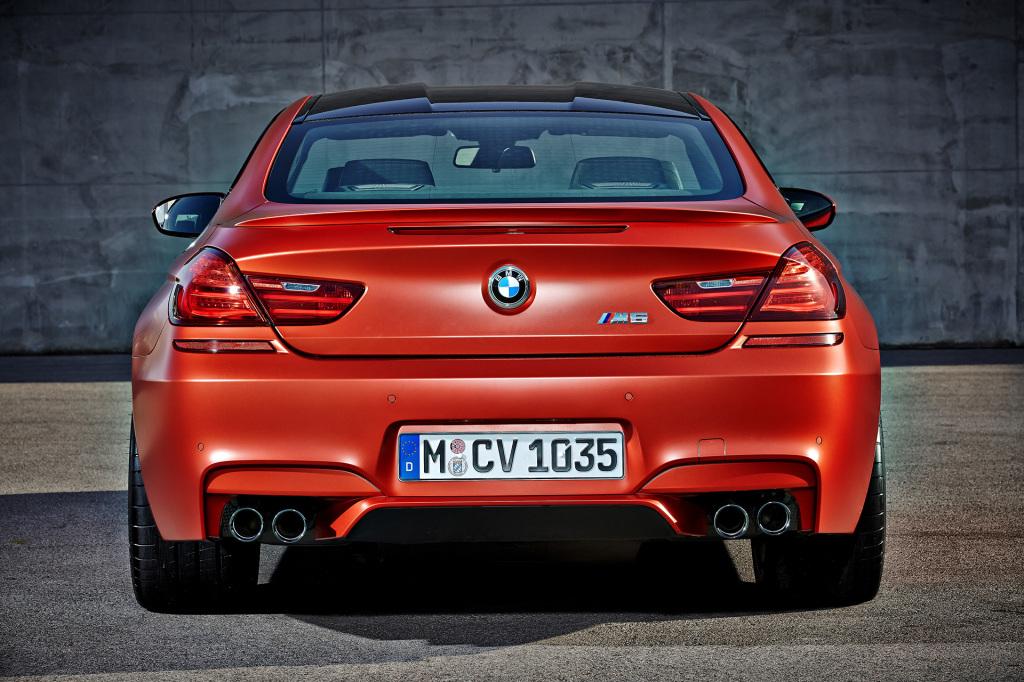 Топ 5 самых красивых задних фар BMW: M6