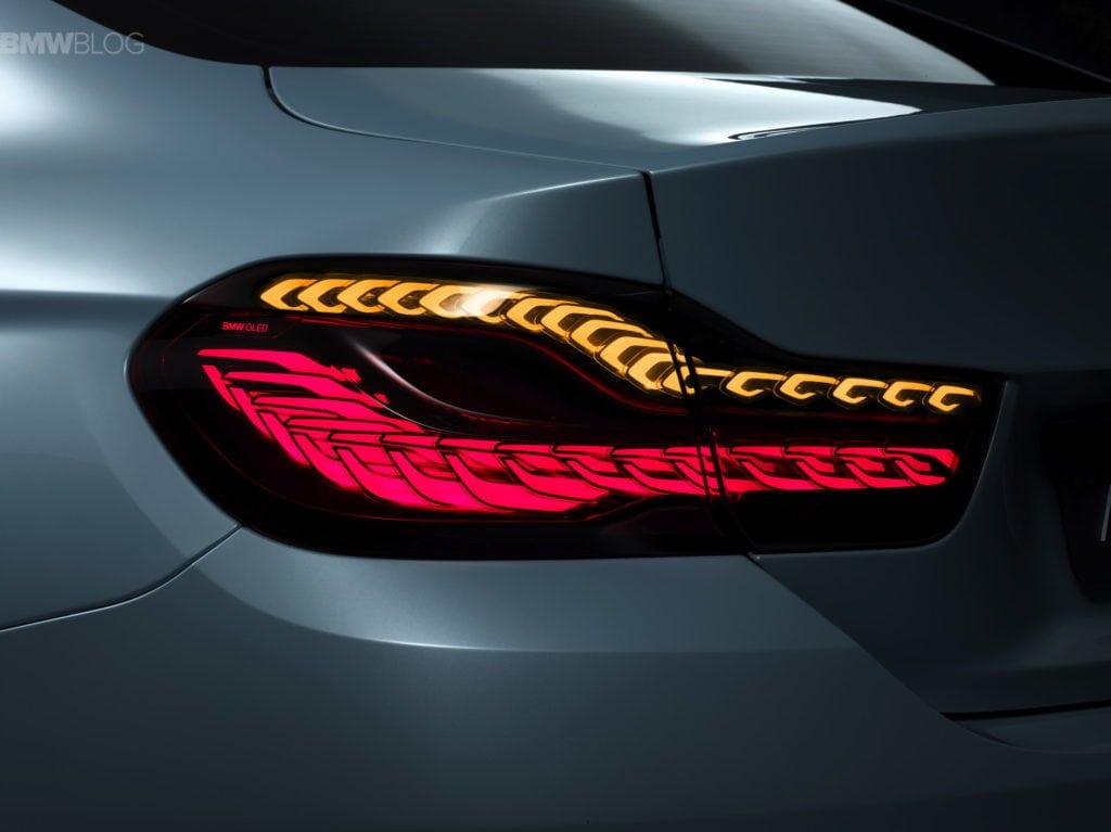 Топ 5 самых красивых задних фар BMW: M4 Concept