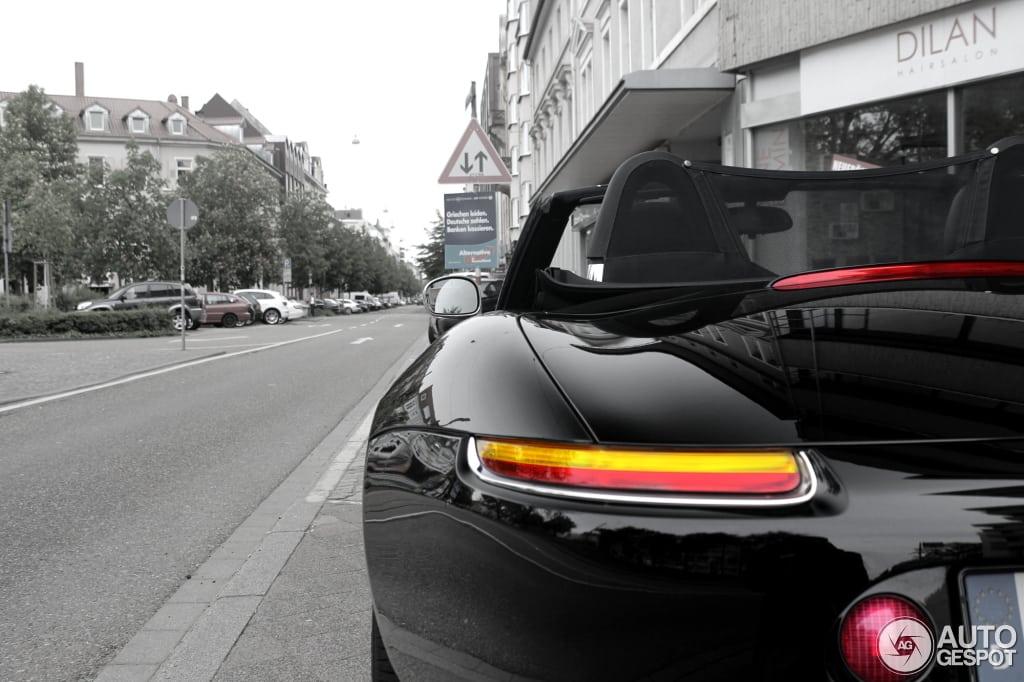 Топ 5 самых красивых задних фар BMW: Z8